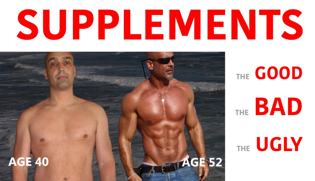 Supplements - the GOOD, the BAD and the UGLY